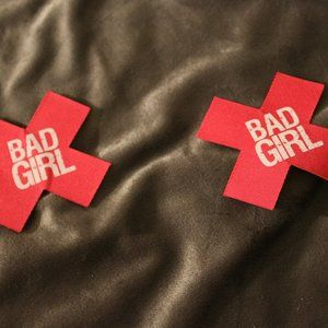 Other - Bad Girl Nipple Covers